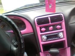 Pink9StangGt8Grls 1998 Ford Mustang