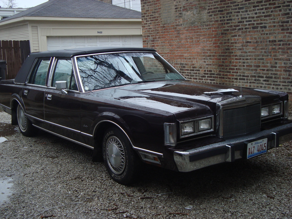 Boricua220 1988 Lincoln Town Car Specs Photos Modification Info At