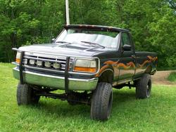 gmcsierrasss 1989 Ford F150 Regular Cab