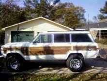 McGregor53 1988 Jeep Grand Wagoneer