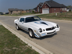 Domobombs 1979 Chevrolet Camaro