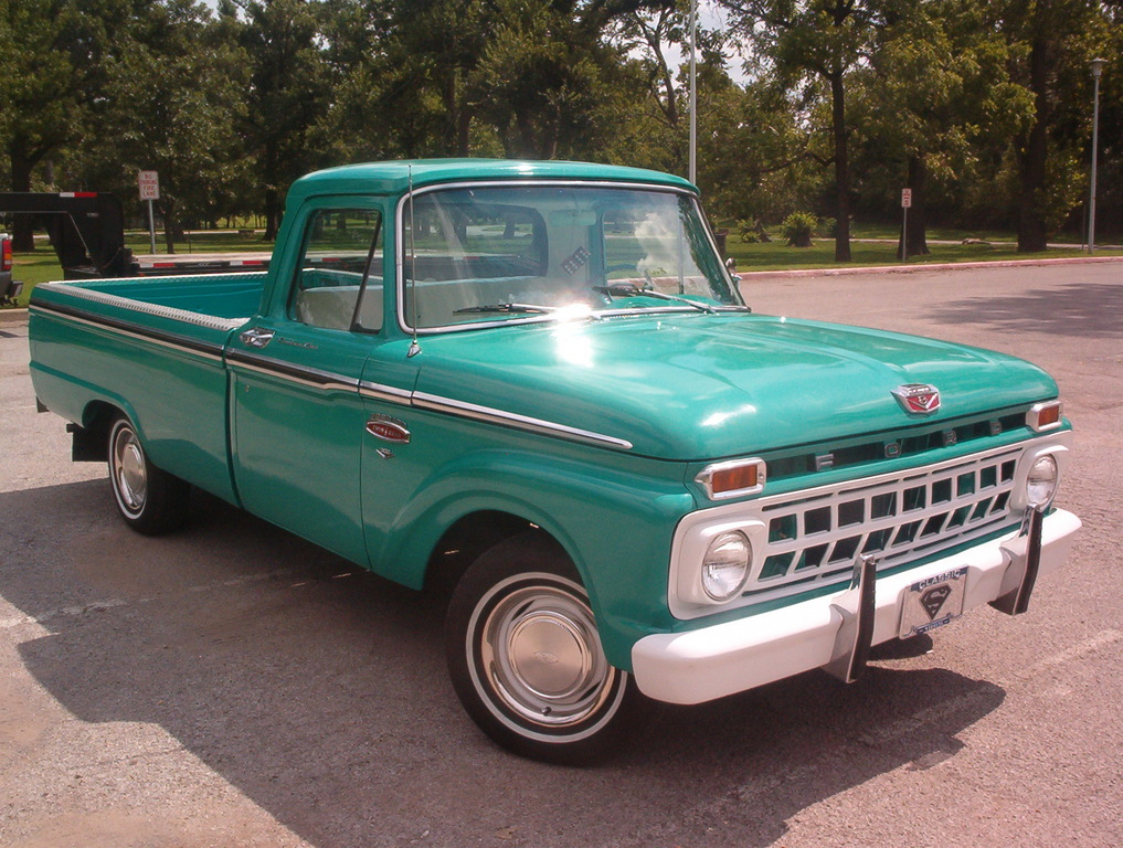 Audiothump 1965 Ford F150 Regular Cab Specs Photos