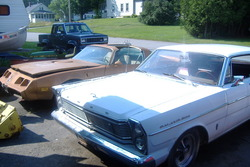cobraes 1965 Ford Galaxie