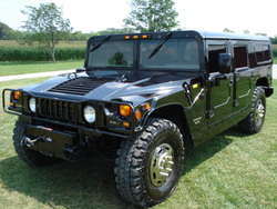 1badmegacabs 1998 Hummer H1
