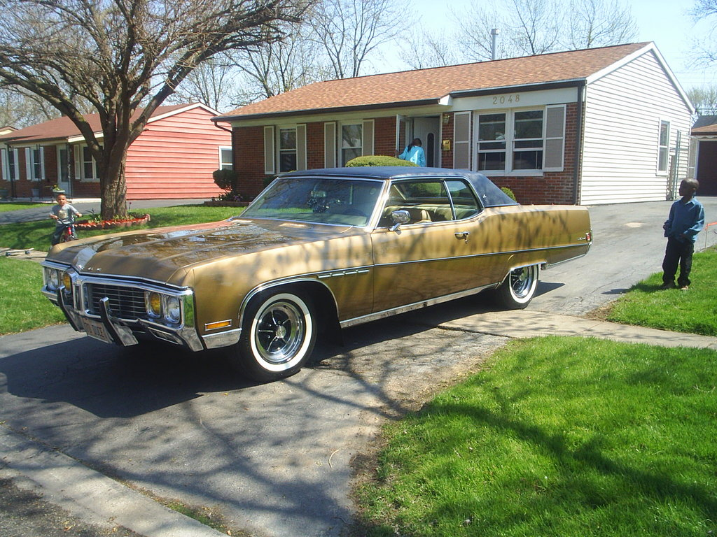 Another Leopenrose 1970 Buick Electra post... - 13662529