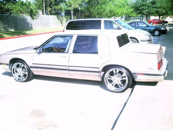slabflippa 1989 buick park avenue specs photos modification info at cardomain cardomain