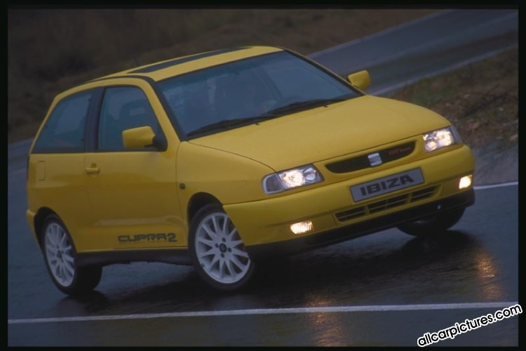 spider viruse 1998 seat ibiza specs photos modification info at cardomain. Black Bedroom Furniture Sets. Home Design Ideas