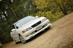 drahl 1998 Toyota Chaser