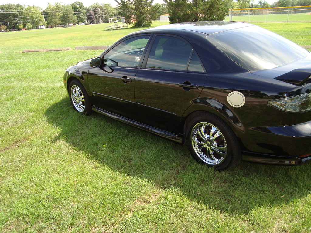 xsmoothcriminalx 39 s 2003 mazda mazda6 in waterloo ia. Black Bedroom Furniture Sets. Home Design Ideas
