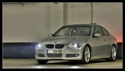Badswifts 2006 BMW 3 Series