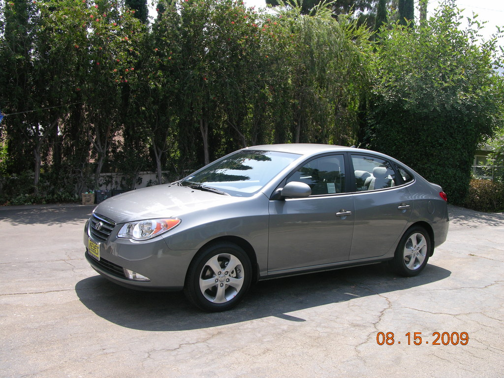 Another sumooth 2009 Hyundai Elantra post... - 13663319