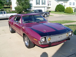 AfroMan2326s 1973 AMC Javelin