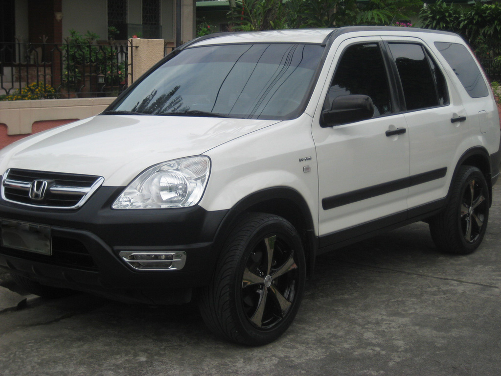 Drg236 2004 Honda Cr V Specs Photos Modification Info At