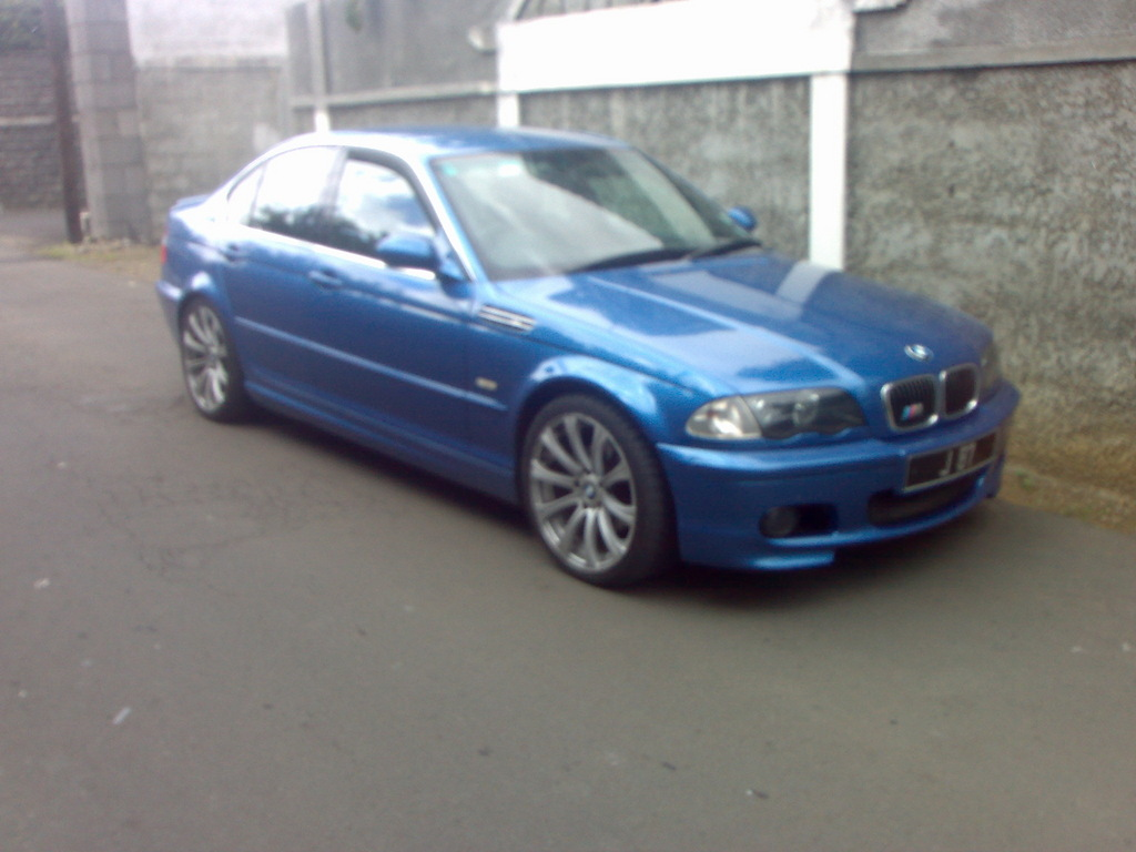 Reekesh 2000 BMW 3 Series 13684898