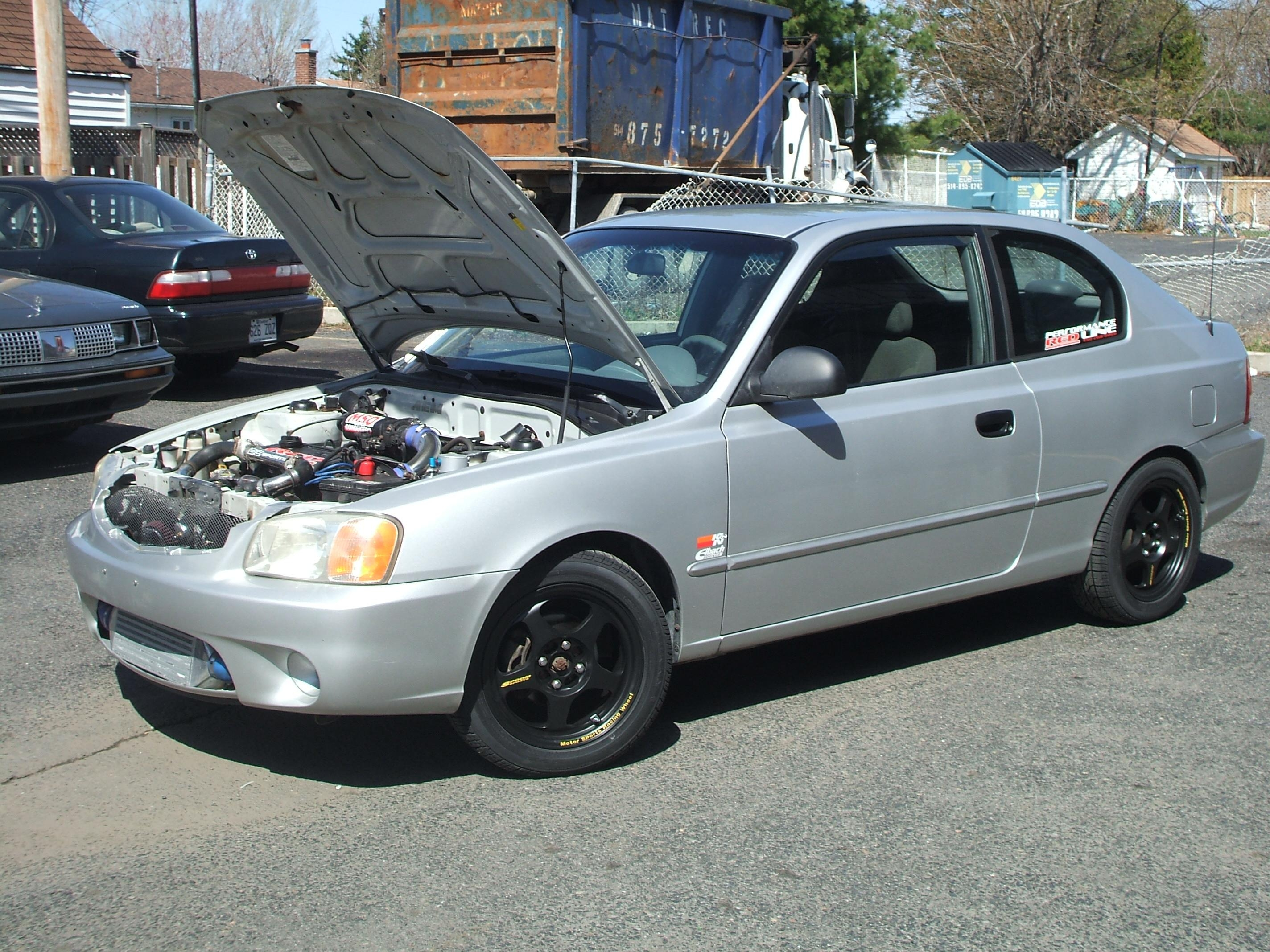 darthlock 2002 hyundai accent specs photos modification info at cardomain cardomain