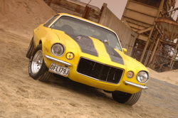 kevthecamaros 1971 Chevrolet Camaro