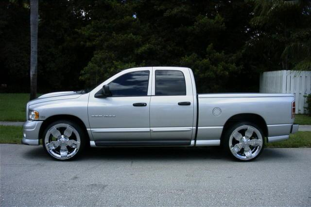 rims dodge my black cars ram