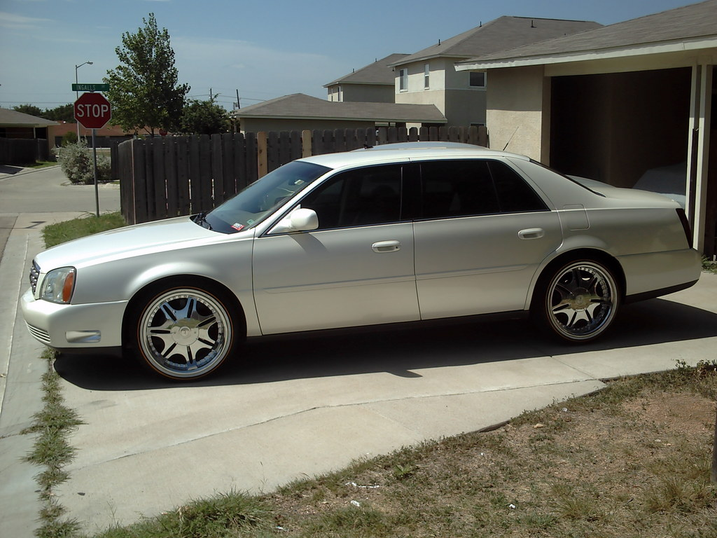 Tryll211 2000 Cadillac Deville Specs Photos Modification