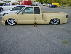 projectx10s 2000 Chevrolet S10 Regular Cab