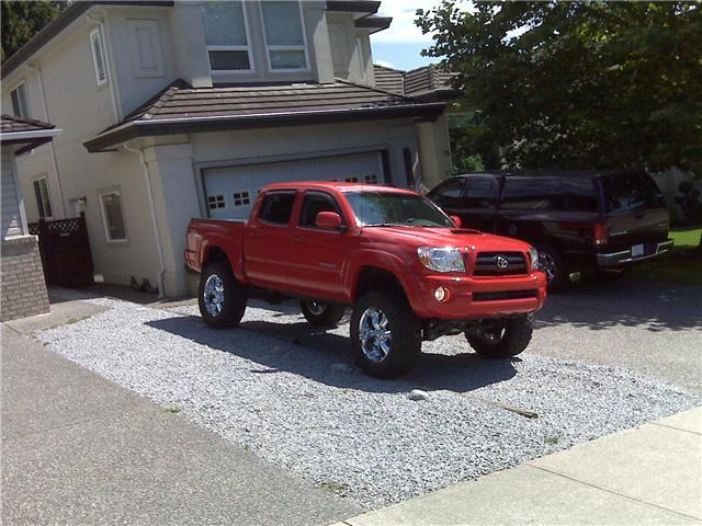 Another BWeel 2007 Toyota Tacoma Double Cab post... - 13665652