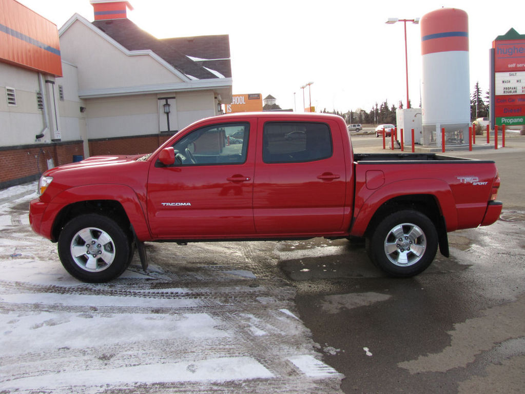 Another BWeel 2007 Toyota Tacoma Double Cab post... - 13665654