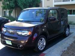 KurumaOtakus 2009 Nissan cube