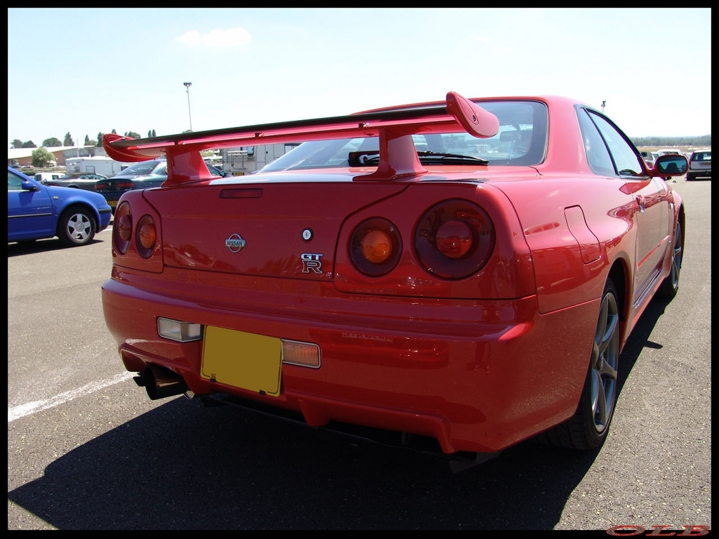 Another nismo_xtrail 2002 Nissan Skyline post... - 13666011
