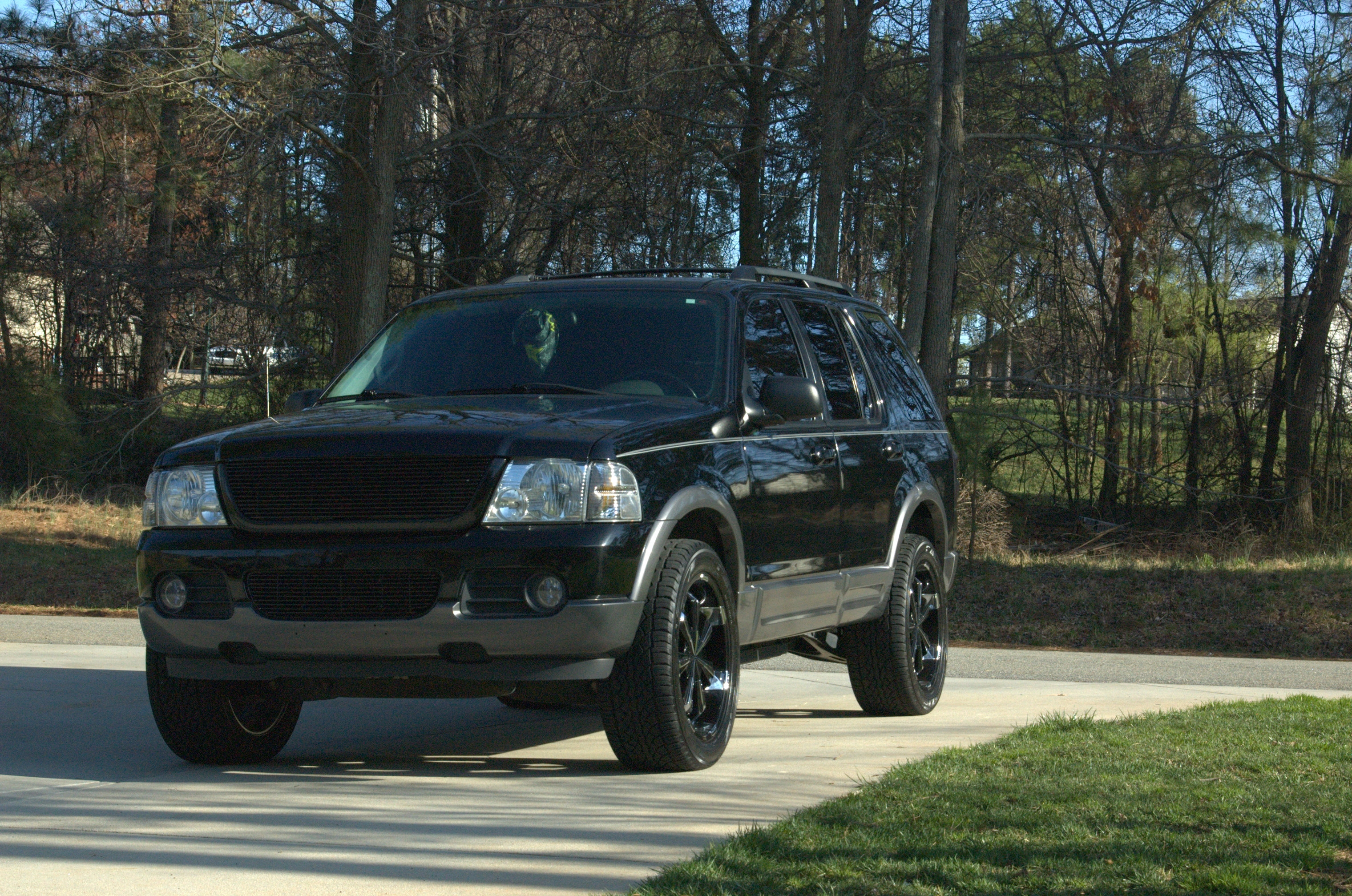 SSavidge 2003 Ford Explorer
