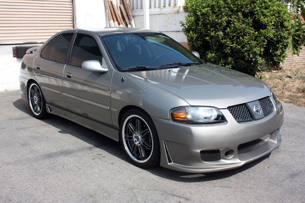 blaznmike 2006 nissan sentra specs, photos, modification info at