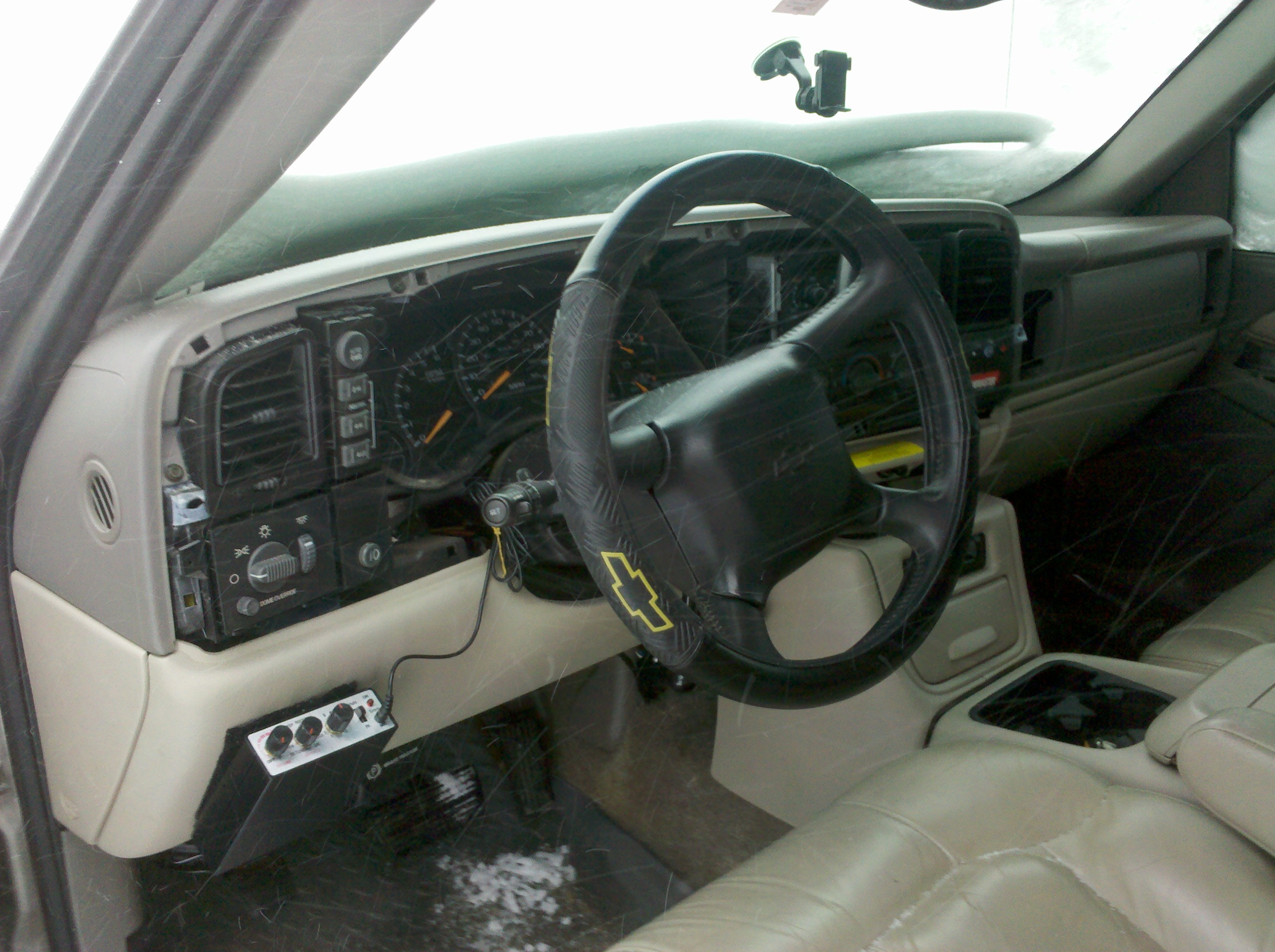 Another DriveGM 2001 Chevrolet Suburban 1500 post... - 13668106