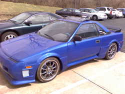 mr2aarons 1985 Toyota MR2