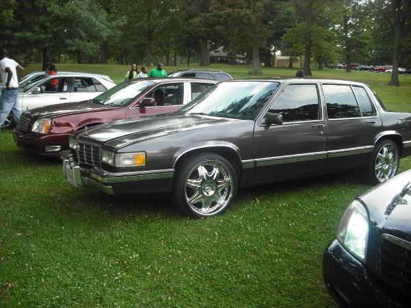 Another CaddyBio 1992 Cadillac DeVille post... - 13667484