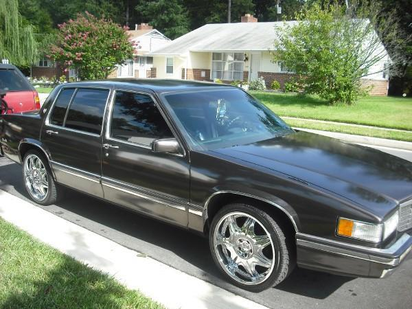 Another CaddyBio 1992 Cadillac DeVille post... - 13667488