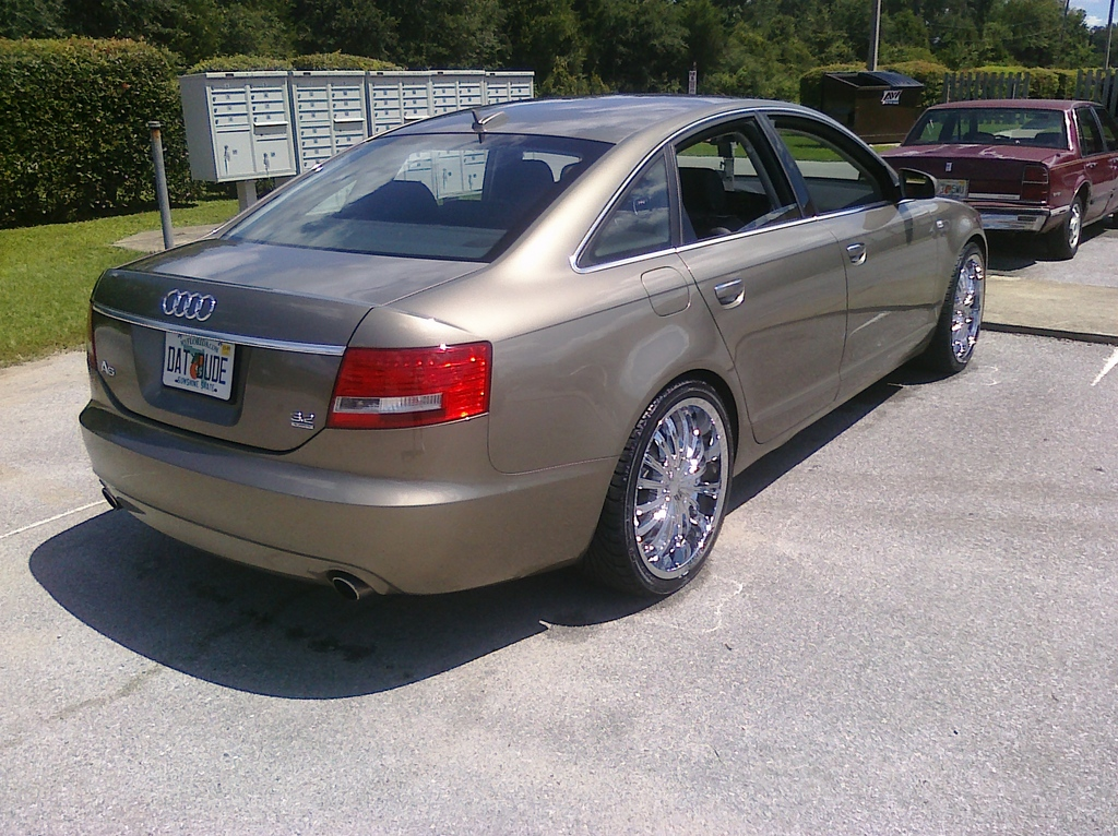 jibril s 2006 audi a6 specs photos modification info at cardomain. Black Bedroom Furniture Sets. Home Design Ideas