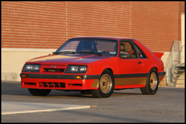 Not4you's 1985 Saleen Mustang