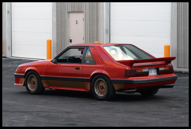 Not4you 1985 Saleen Mustang 13669382