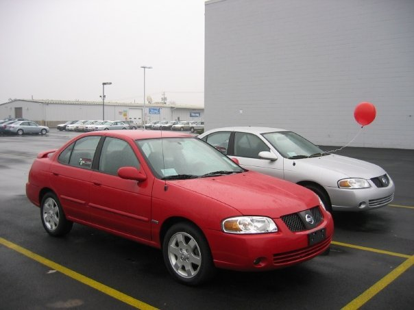 Another thesatchman 2006 Nissan Sentra post... - 13669396