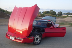 1984Vettes 1984 Chevrolet Corvette