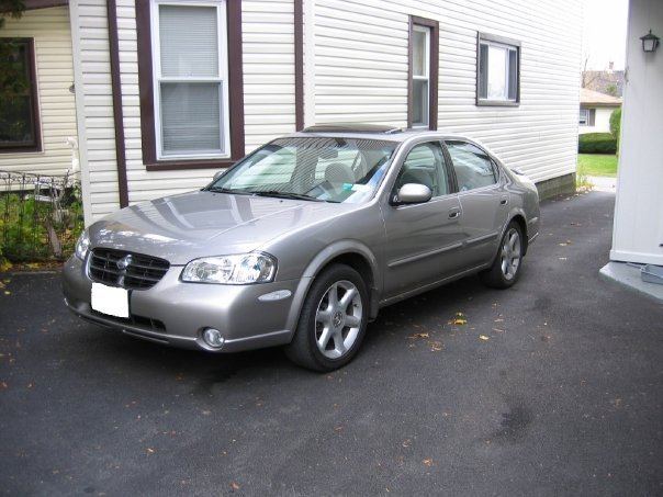 Another thesatchman 2001 Nissan Maxima post... - 13669395