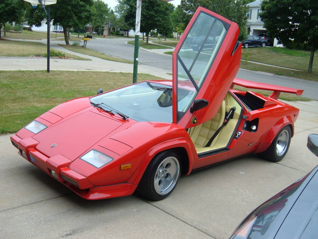 Kidzvillage 1984 Lamborghini Countach Specs Photos