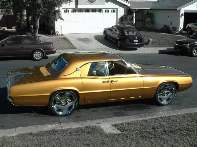 67birdman 1967 Ford Thunderbird 33734560001 Large