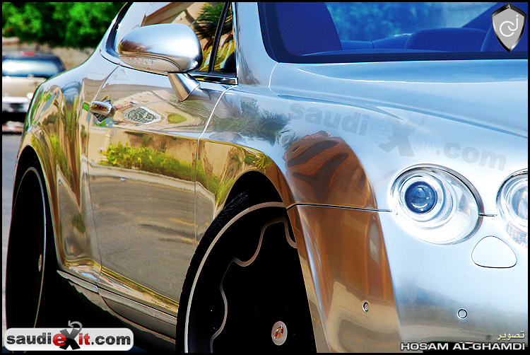 Saudi_Exit's 2006 Bentley Continental GT
