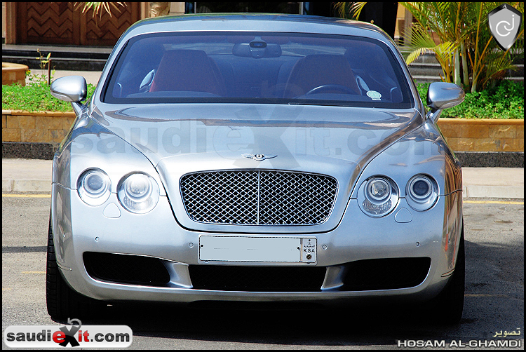 Saudi_Exit 2006 Bentley Continental GT 13671767