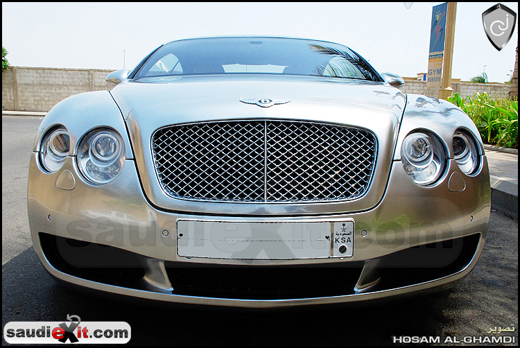 Saudi_Exit 2006 Bentley Continental GT 13671768