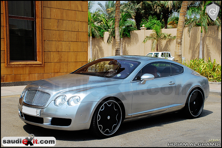 Saudi_Exit 2006 Bentley Continental GT 13671769