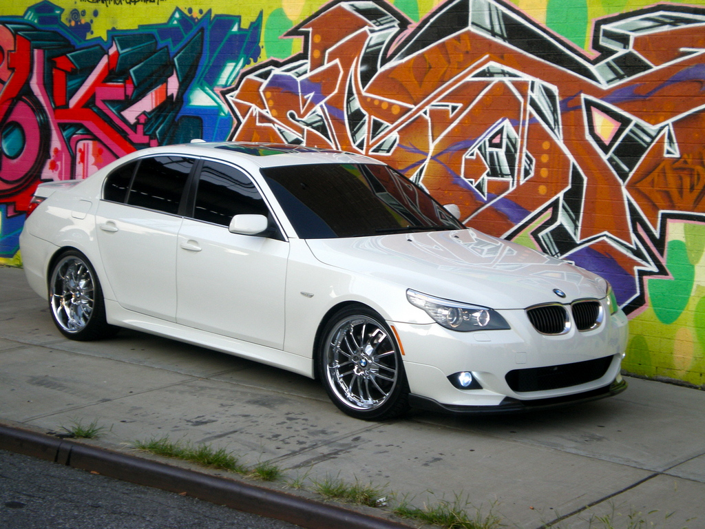 bushwick718's 2008 BMW 5 Series