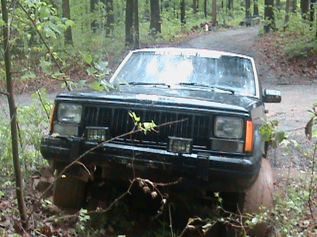 Another Steven304 1988 Jeep Cherokee post... - 13670297