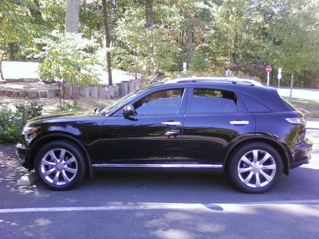 Batesst 2007 Infiniti Fx Specs Photos Modification Info