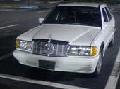 Lilcliff803s 1989 Mercedes-Benz 190-Class