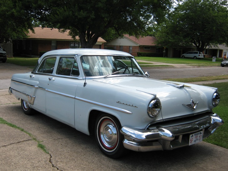 Another Jameserbob 1954 Lincoln Capri post... - 13439676